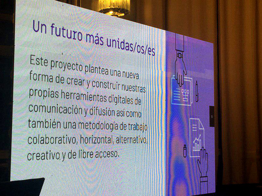 Resumen del proyecto Mediactivismo.uy