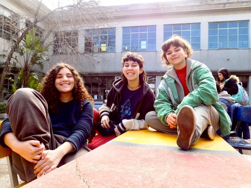 Militar como verbo:  juventudes organizando marcha en memoria de los mártires estudiantiles