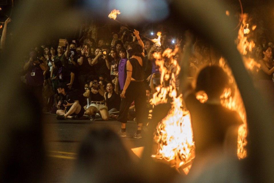 #8M2020 #ResitenciaYTransformación. Una porción, la justa y necesaria