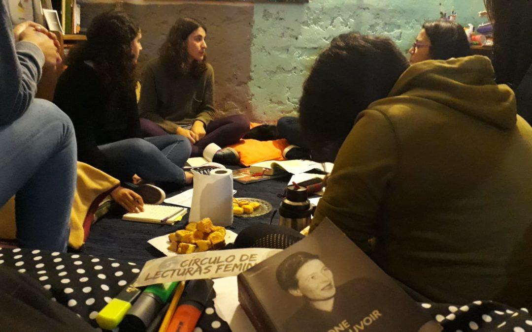 Que arda: círculo de lecturas feministas